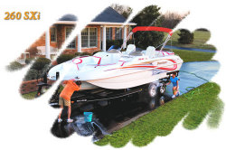 2009 - Playcraft Boats - 260 Sxi