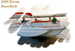 2009 - Playcraft Boats - 2600 Xtreme