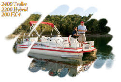 2009 - Playcraft Boats - 200 FX 4