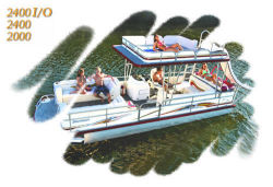 2011 - Playcraft Boats - 2400 IO Sport Cruiser
