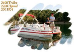 2011 - Playcraft Boats - 2400 Troller