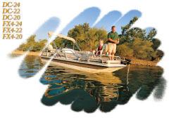 2011 - Playcraft Boats - Ultra Deck Cruiser 24