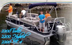 2014 - Playcraft Boats - 2200 FX 4