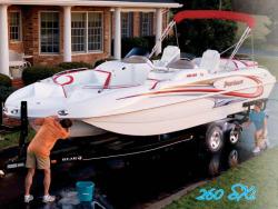 2014 - Playcraft Boats - Power Deck 260 SXJ
