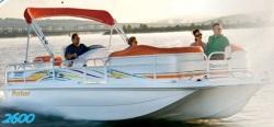 2014 - Playcraft Boats - 2600 Power Deck X-Treme