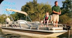 2014 - Playcraft Boats - FX4 Fishdeck 20