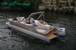 2014 - Playcraft Boats - 2700 Powertoon X-Scape RFL