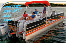 2015 - Playcraft Boats - 2200 Sport