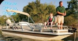 2015 - Playcraft Boats - FX4 Fishdeck 24