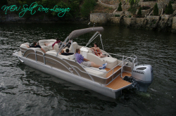 2019 - Playcraft Boats - 2700 Powertoon X-Scape