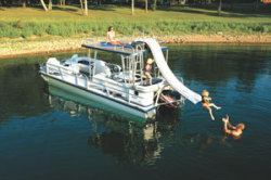 Playcraft Boats 28- Ultra Pontoon Boat