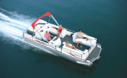 Playcraft Boats 20- Sport Pontoon Boat