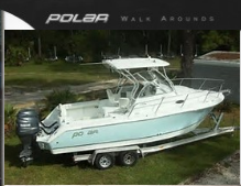 2019 - Polar Boats - 215WA