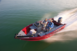 2015 - Polar Kraft Boats - Outlander 186 SC