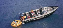 2009 - Polar Kraft Boats - 188 FS