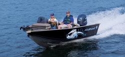 2009 - Polar Kraft Boats - 188 SC