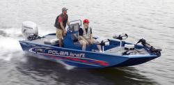 2009 - Polar Kraft Boats - 2096 X