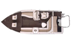 2010 - Polar Kraft Boats - V 224 SD