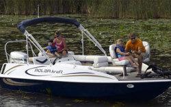 2010 - Polar Kraft Boats - V 194 SD