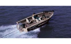 2010 - Polar Kraft Boats - V 178 SC