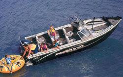 2010 - Polar Kraft Boats - V 188 FS