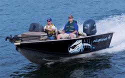 2010 - Polar Kraft Boats - V 188 SC