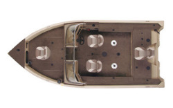 2010 - Polar Kraft Boats - V 188 TC
