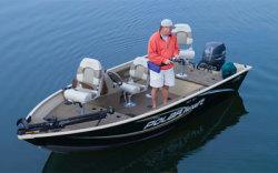 2010 - Polar Kraft Boats - V 165 SC