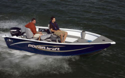 2010 - Polar Kraft Boats - V 163 T
