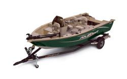 2010 - Polar Kraft Boats - V 186 SC