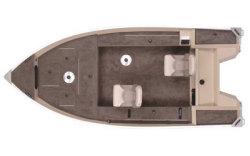2010 - Polar Kraft Boats - V 150 T
