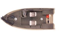 2010 - Polar Kraft Boats - V 164 SC