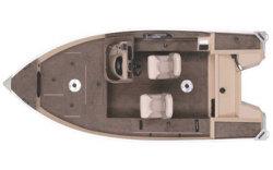 2010 - Polar Kraft Boats - V 150 SC