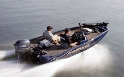 2010 - Polar Kraft Boats - TX 165 PRO