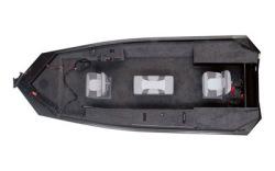 2010 - Polar Kraft Boats - MV 162 SS