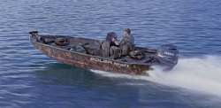 2010 - Polar Kraft Boats - MV 1886 SE