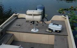 2011 - Polar Kraft Boats - V 165 SC