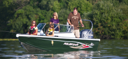 2011 - Polar Kraft Boats - V 170 FS