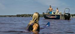 2011 - Polar Kraft Boats - V 180 FS
