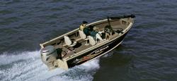 2011 - Polar Kraft Boats - V 180 SC