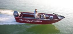 2011 - Polar Kraft Boats - V 186 SC