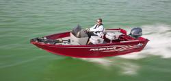 2011 - Polar Kraft Boats - V 156 SC