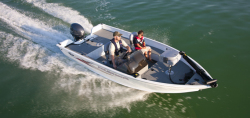 2011 - Polar Kraft Boats - V 160 SE