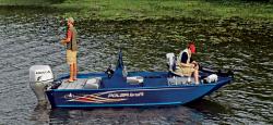 2011 - Polar Kraft Boats - MV 2096 X