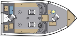 2012 - Polar Kraft Boats - V 180 DC