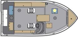 2012 - Polar Kraft Boats - V 179 SC