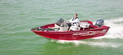 2012 - Polar Kraft Boats - V 156 SC