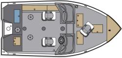2012 - Polar Kraft Boats - V 179 WT