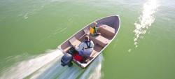 2012 - Polar Kraft Boats - V 1470 L