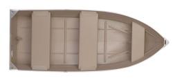 2012 - Polar Kraft Boats - V 1260